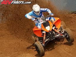 motocross atv com 2009 ktm 505sx u0026 450sx atv motocross test ride review