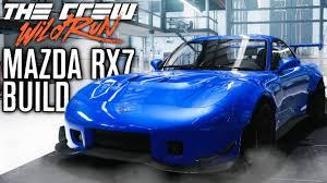 Rx 7 Price Mazda Rx7 Perf Build U0026 Freedrive Stunts The Crew Wild Run