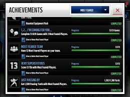 solved madden mobile finished achievement not given reward