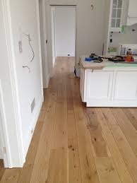 Wide Plank White Oak Flooring Amagansett Wide Plank White Oak Installed Finished With