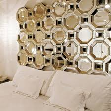 contemporary art deco designer mirror hre 009 accent mirrors
