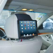 porta tablet per auto tfy supporto universale auto poggiatesta per tutti i tablet pc da