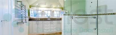 finest glass shower door install replacement in san diego ca