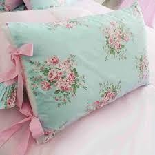 green shabby chic bedding rose bedding
