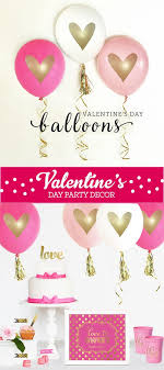 s day party decorations valentines day balloons valentines day decor by modparty