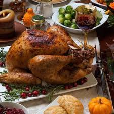 talking turkey letting someone else cook thanksgiving