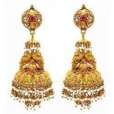kerala style earrings gold earrings in thrissur kerala sone ki baliyan manufacturers