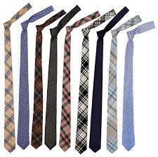 neckties black and tanned ny