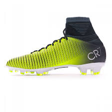 Nike Cr7 boot nike mercurial superfly v cr7 fg seaweed volt hasta white