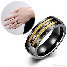 cool fashion rings images Top quality 316l stainless steel men finger ring fashion cool jpg
