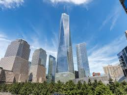 new york city s most iconic buildings mapped max touhey one world trade center