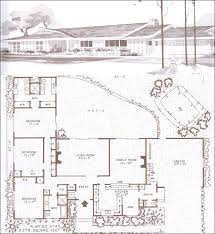 modern ranch floor plans modern ranch home plans mid century modern house plans book