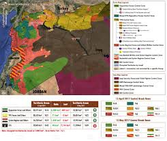 Syria Map Control by Omrandirasat With Another Excellent Syria Map Update Showing