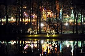 lake lanier islands magical nights of lights there s no place