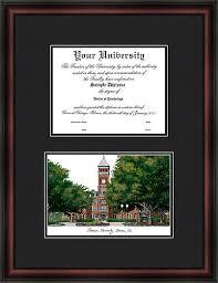clemson diploma frame graduate diplomate diploma frame 2017 graduate