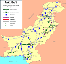 Punjab Map Pakistan Map With Cities Image Gallery Hcpr
