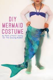 mermaid costume diy mermaid costume the sewing rabbit