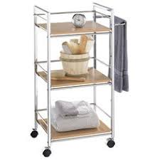 Bathroom Storage Cart by Recollections Storage Cart From Michaels Scored One Of These