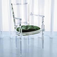 acrylic arm chair modern chair design ideas 2017