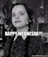 Wednesday Addams Meme - 10 things we love about wednesday addams i love halloween