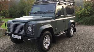 land rover defender 2013 2013 land rover defender 90 xs td keswick green youtube