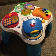 sit to stand activity table find more fisher price sit stand activity table for sale at up to
