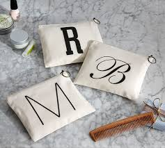 personalized alphabet pouch pottery barn