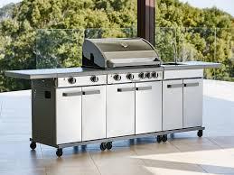 outdoor kitchen modular home design styles