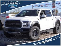new 2018 ford f 150 raptor crew cab pickup in melrose park 55123