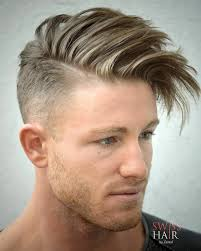 haircut short on sides long in middle medium short haircuts for