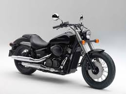 first look 2010 honda shadow black spirit visordown