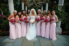 Begonia Bridesmaid Dresses Napa Valley Wedding By Sylvie Gil Photography Long Pink Dresses
