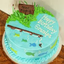 fish birthday cakes 1000 ideas about fishing cake on fishing theme