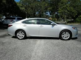 lexus interior protection package pre owned 2015 lexus es 350 premium package with cooled and heated