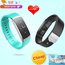 android smspush cheap swim proof smart wristband ride health 24h rate call