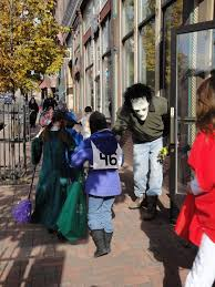 michigan city halloween store downtown marquette halloween trick or treat downtown marquette