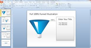 funnel analysis ppt presentation examples