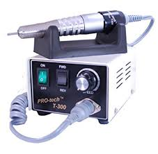 amazon com pro tech t 300 professional drill for manicure and
