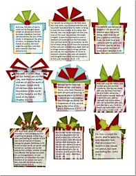 25 gifts christ gives to us advent calendars free printables
