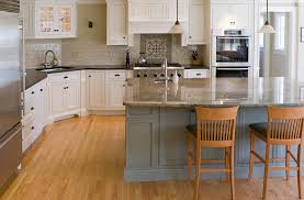 gray stained kitchen cupboards from the experts should you paint or stain your