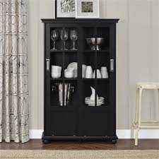 Aarons Dining Room Tables by Amazon Com Altra Furniture Altra Aaron Lane Bookcase With Sliding