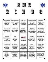 ems bingo ems