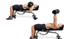 Flat Bench Dumbbell 5 Best Chest Workout Variations For Awesome Pecs