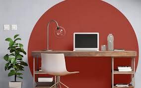 peinture pour bureau peinture pour bureau couleur de peinture tendance pour bureau