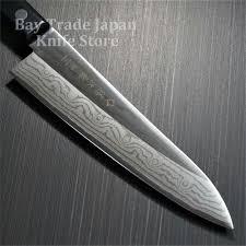 Damascus Steel Kitchen Knives Japanese Tojiro Dp Damascus Vg10 Gyuto Chef Knife 180mm From Japan