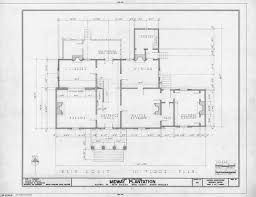 plantation home blueprints collection historic plantation house plans photos free home