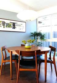 mid century modern round dining table mid century modern dining room furniture smallserver info