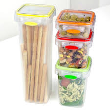 food canisters kitchen tala 4 pce food storage jars canisters kitchen containers set rice