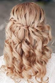 Abiball Frisuren Lange Haare Offen by Die Besten 25 Frisuren Konfirmation Ideen Auf