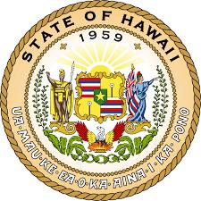 Hawaiian Flag Seal Of Hawaii Wikipedia